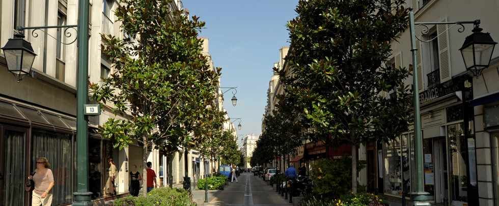 Rue Madeleine Michelis