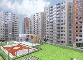 GyM apuesta por el ahorro del agua en sus nuevos proyectos inmobiliarios.