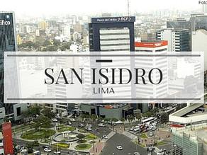 ¿Cómo reducir la huella hídrica de una municipalidad? El caso de San Isidro.