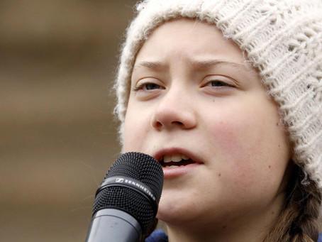 Lo que Greta Thunberg, Michael Bloomberg y un meteorólogo quieren que hagas para ayudar a la Tierra