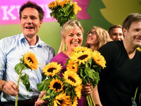 Los Germany's Greens prometen fortalecer el plan climático después de las protestas