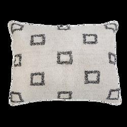 Bowie Hand Woven Big Pillow