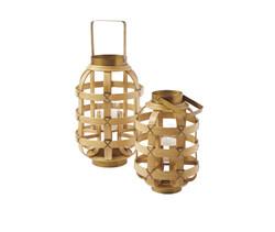 Rutherford Bamboo Lantern