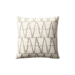 SAVONA MOROCCAN OUTDOOR ALL OVER GEOMETRIC SQUARE PILLOW COVER