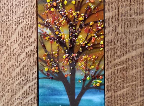 Small Autumn Tree