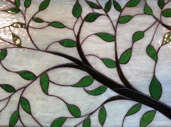Tree Branch Window