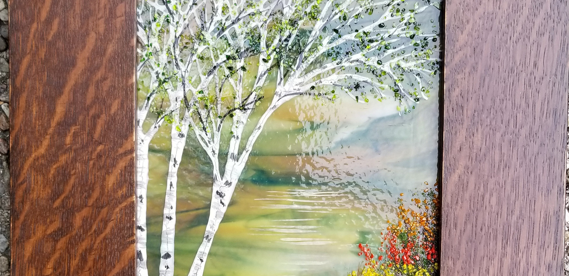 Birch Tree Colorway 2