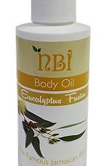 Stretch marks, age spots and scars … no problem Eucalyptus Fusion Body Oil is the answer