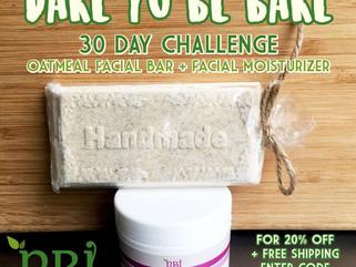 """NBI'S """"Dare to Be Bare"""" super challenge!"""
