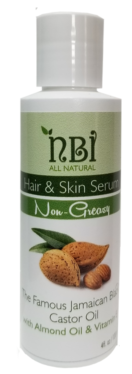 Hair and Skin Serum 4 oz
