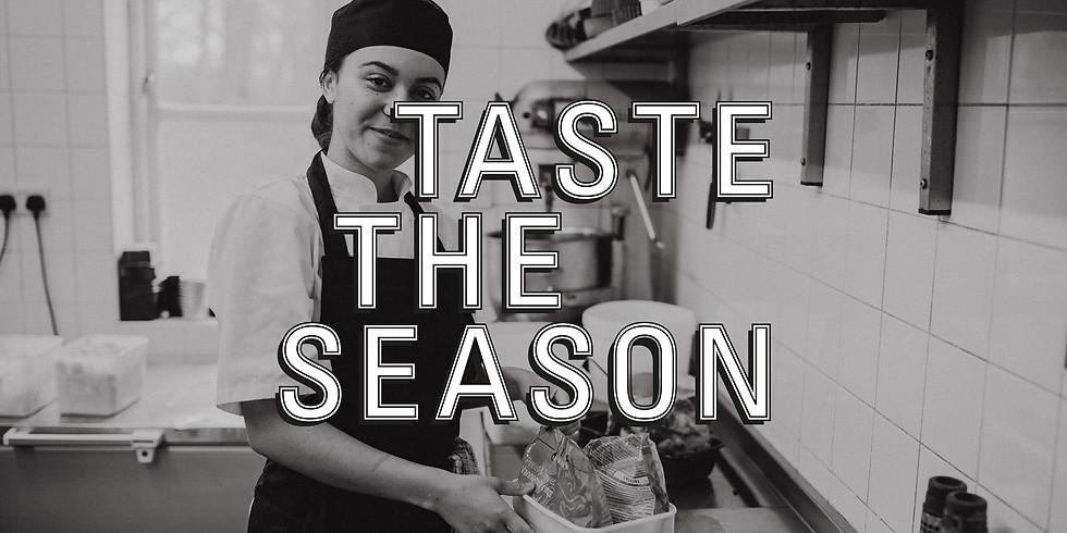 Taste the Season - April 2019