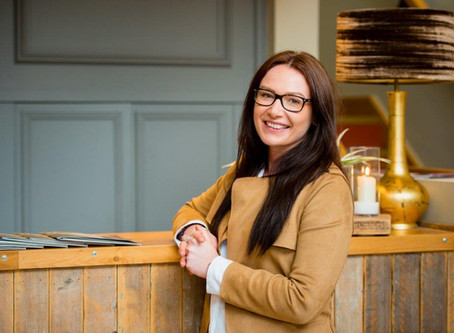 Meet Debs - your Events Manager