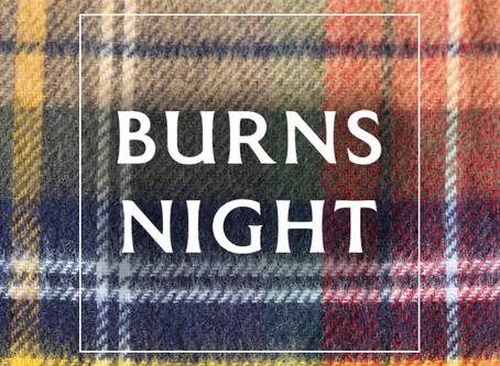 The History of Burns Night