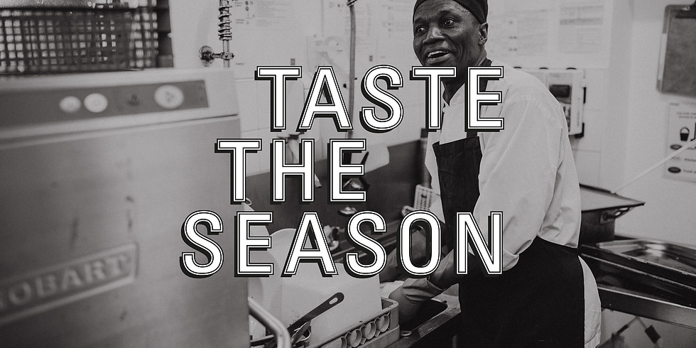 Taste the Season - July 2019 SOLD OUT
