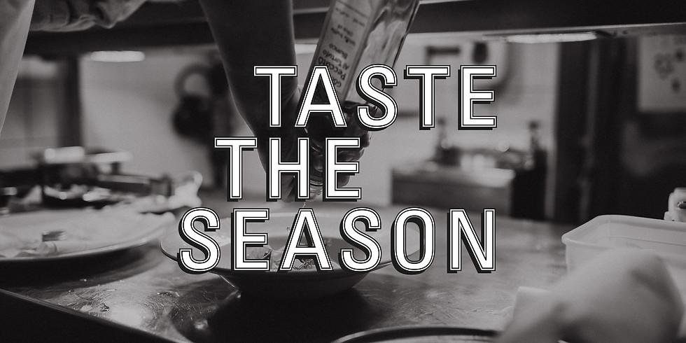 Taste the Season - April 2020