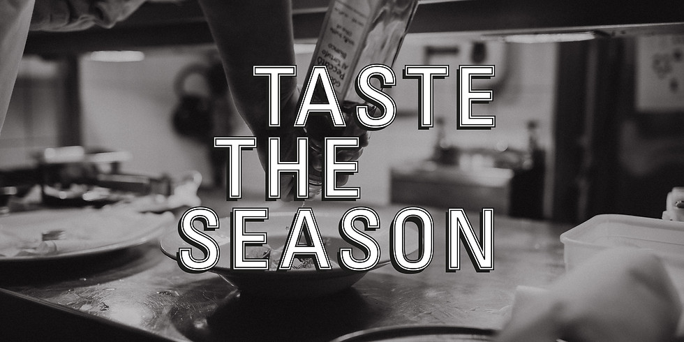 Taste the Season - Vegan Special Edition - SOLD OUT