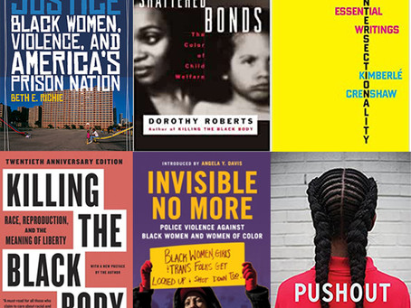 Recommended Reading for Black History Month