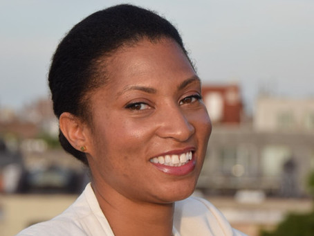 Meet NBWJI's New Executive Director, Dr. Sydney McKinney