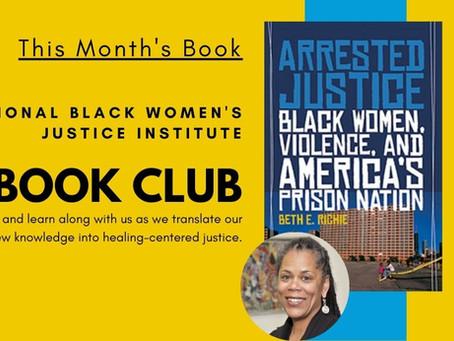 NBWJI Book Club Announcement: Arrested Justice