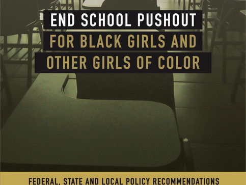 NBWJI Report Offers Solutions To Counter The Criminalization Of Black Girls