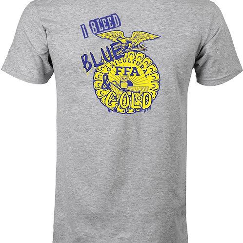 I Bleed Blue & Gold