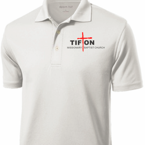 Church Logo Polo