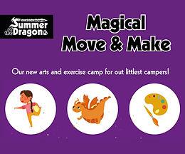 Magical Make and Move