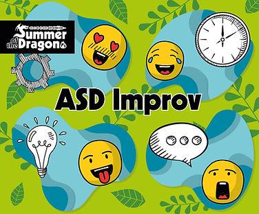 """ASD Improv"" emoji-like emotions and graphics."