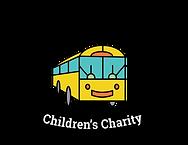 Daytrippers Children's Charity Logo school bus colour logo