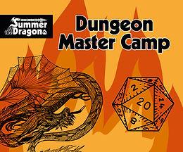 Dungeon Master Camp