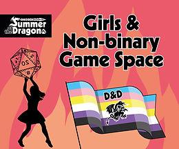 Girls & NonBinary D&D Gameplay