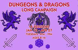 D&D Long Campaign