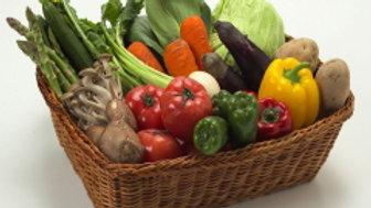 旬の野菜ベーシック