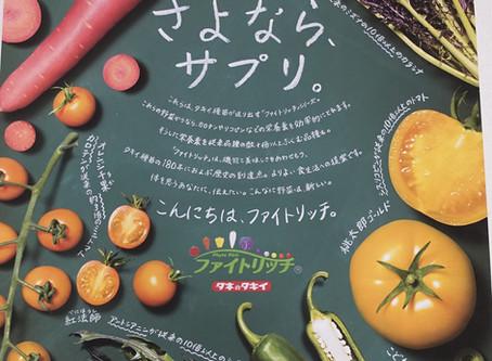 農士フィールドキャンパス~タキイ種苗秋期農場研修会~2019.11.13