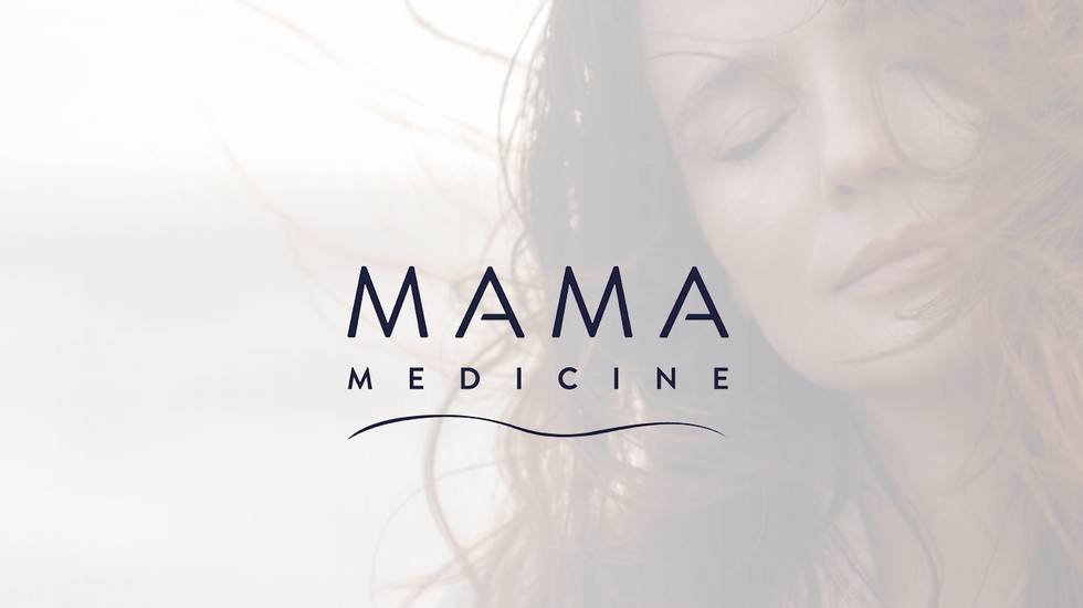 Branding for Mama Medicine