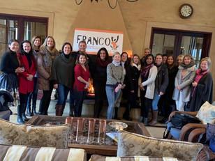 Franschhoek Women together for Women's Day
