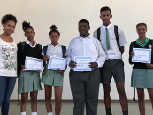 5 Scholarships to Groendal Secondary School Students