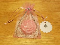 Handmade Soap & Organza Gift Bag