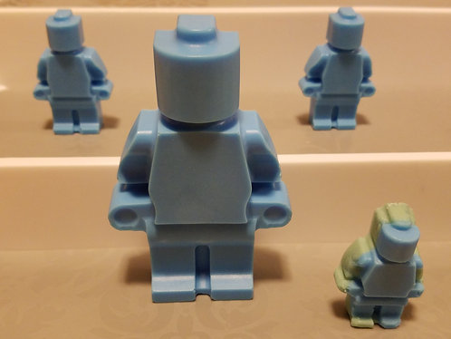 Large Brickman/Robot