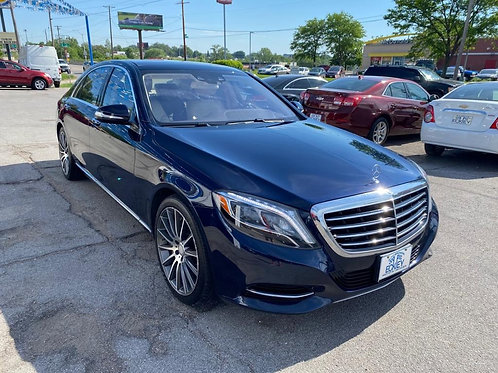 2015 Mercedes Benz S550 4Matic