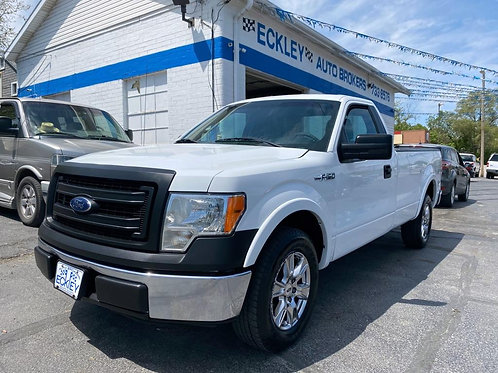 2014 Ford F150 STX 6.5-ft. Bed 2WD