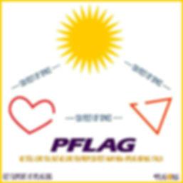PFLAG air hug