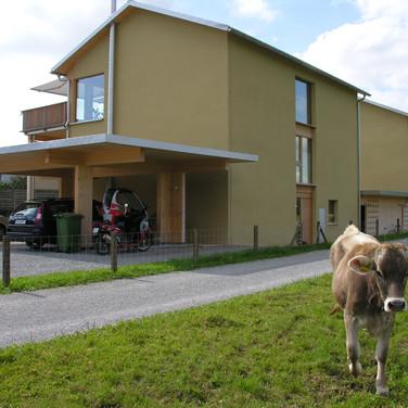 Doppelhaus F&P