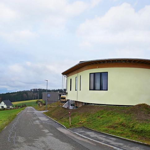 Strohballenhaus EFH