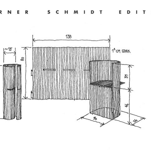 Rolladen-Stuhl