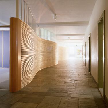 Kloster Disentis Studiensaal