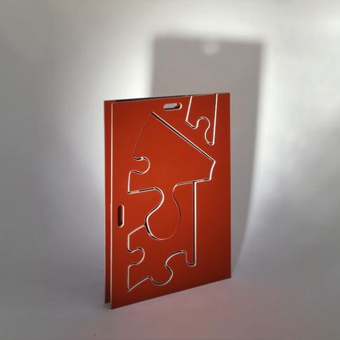 Puzzle-Faltsessel