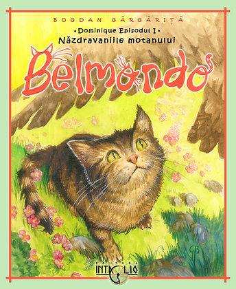 Năzdrăvăniile motanului Belmondo