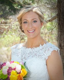 Bride Danielle | Bridal Makeup | Beau Backstage Makeup | Fredericton New Brunswick Canada