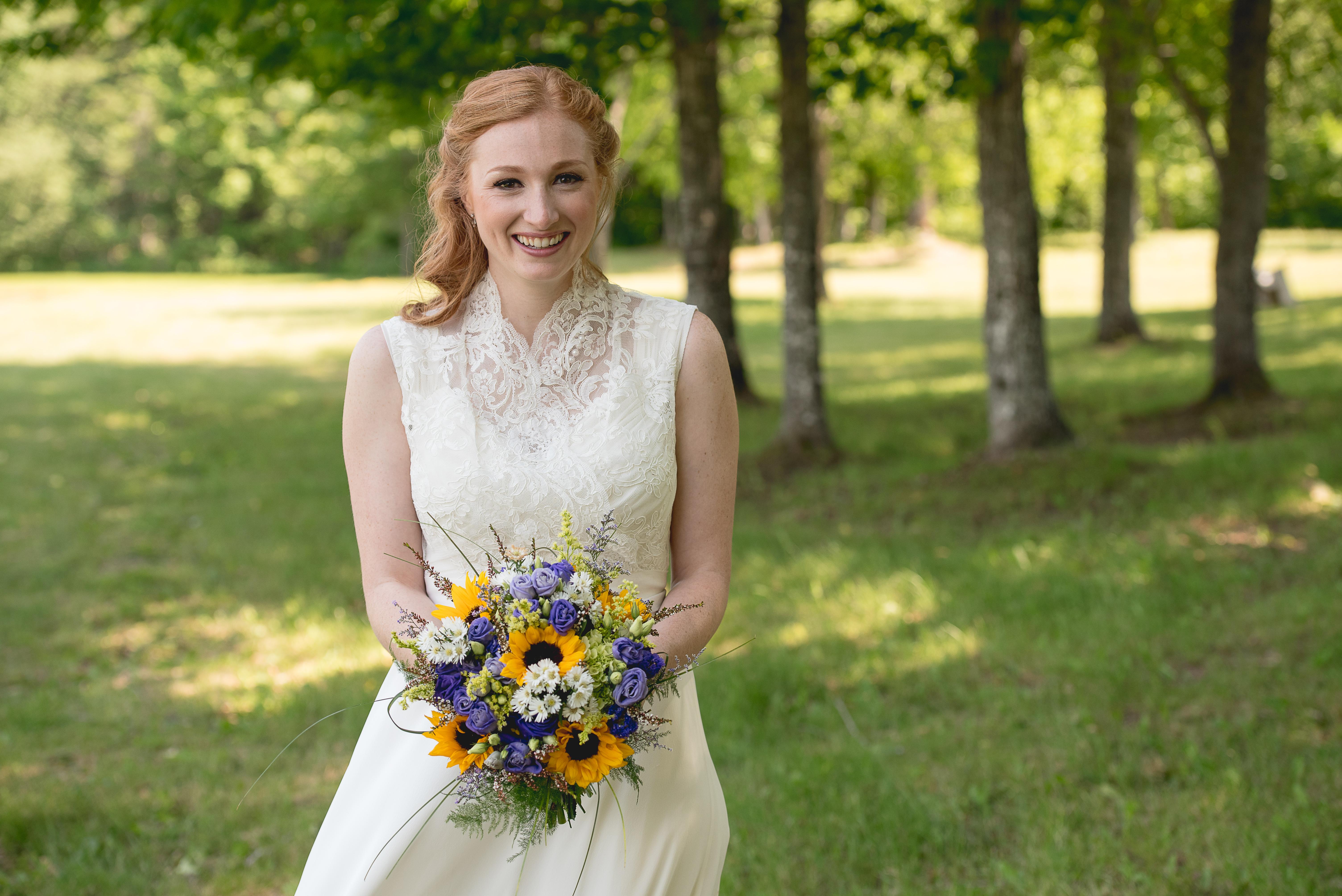Bride Alyssa | Bridal Makeup | Beau Backstage Makeup | Fredericton New Brunswick Canada
